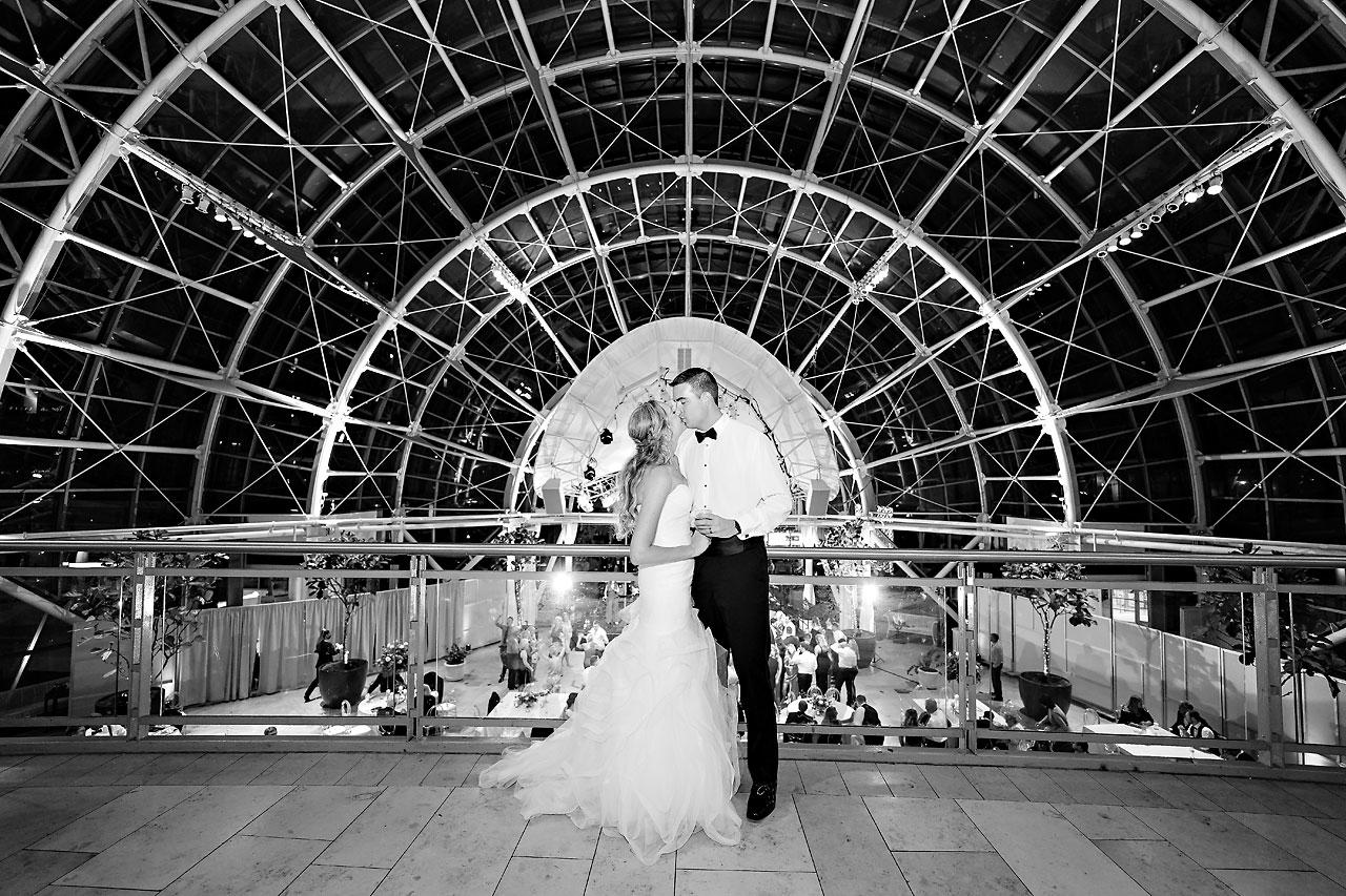 Liz Zach Conrad Artsgarden Indianapolis Wedding 315