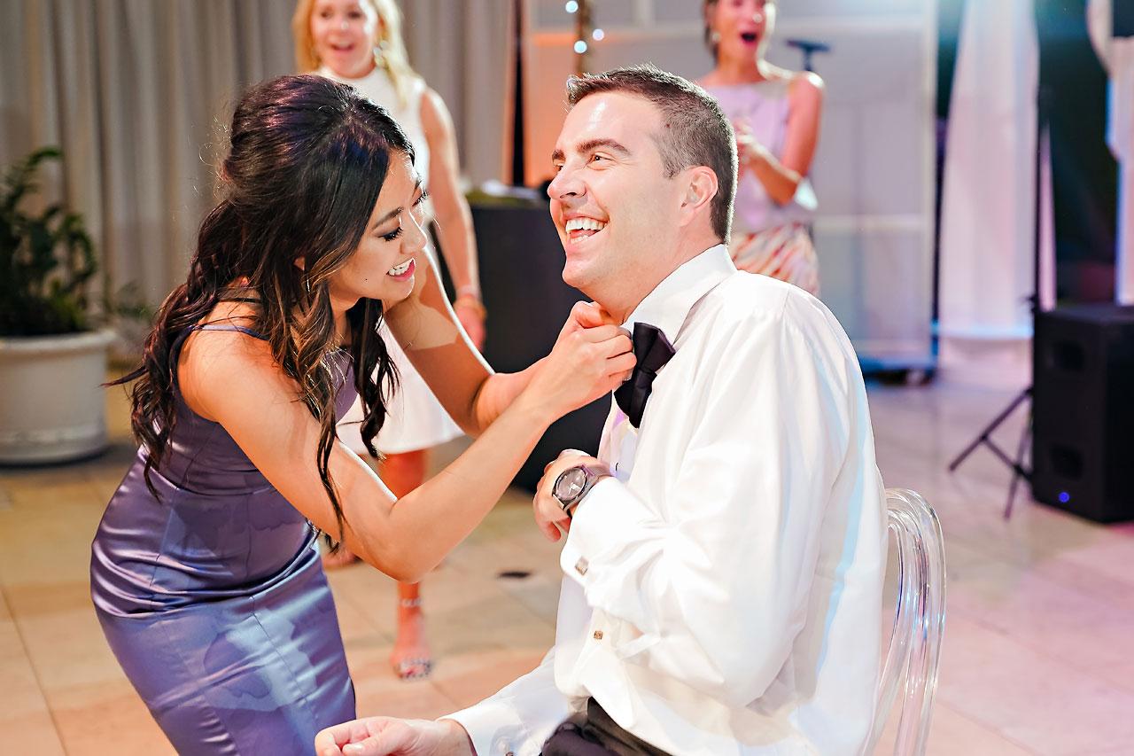 Liz Zach Conrad Artsgarden Indianapolis Wedding 324