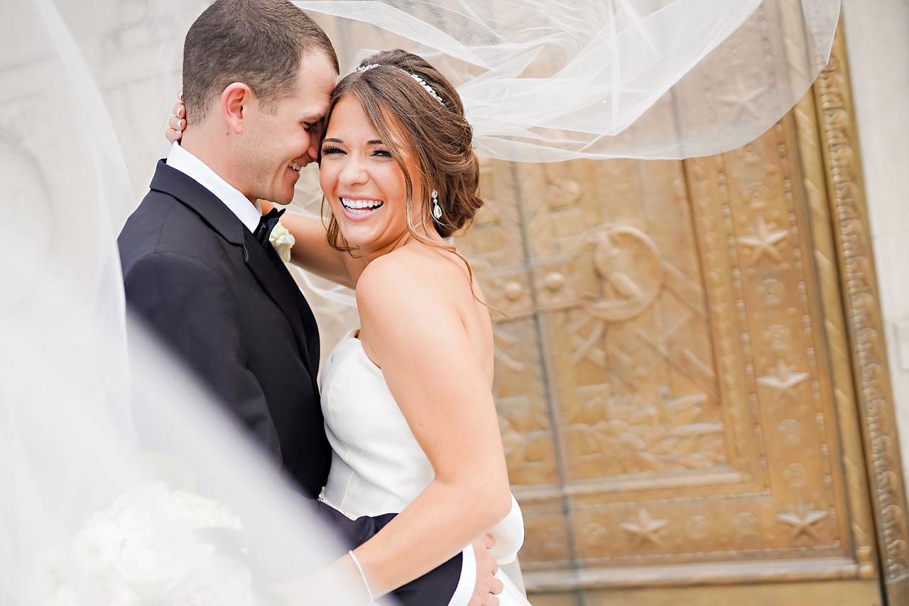 SARAH + ANDREW | TABERNACLE PRESBYTERIAN INDIANA ROOF BALLROOM WEDDING